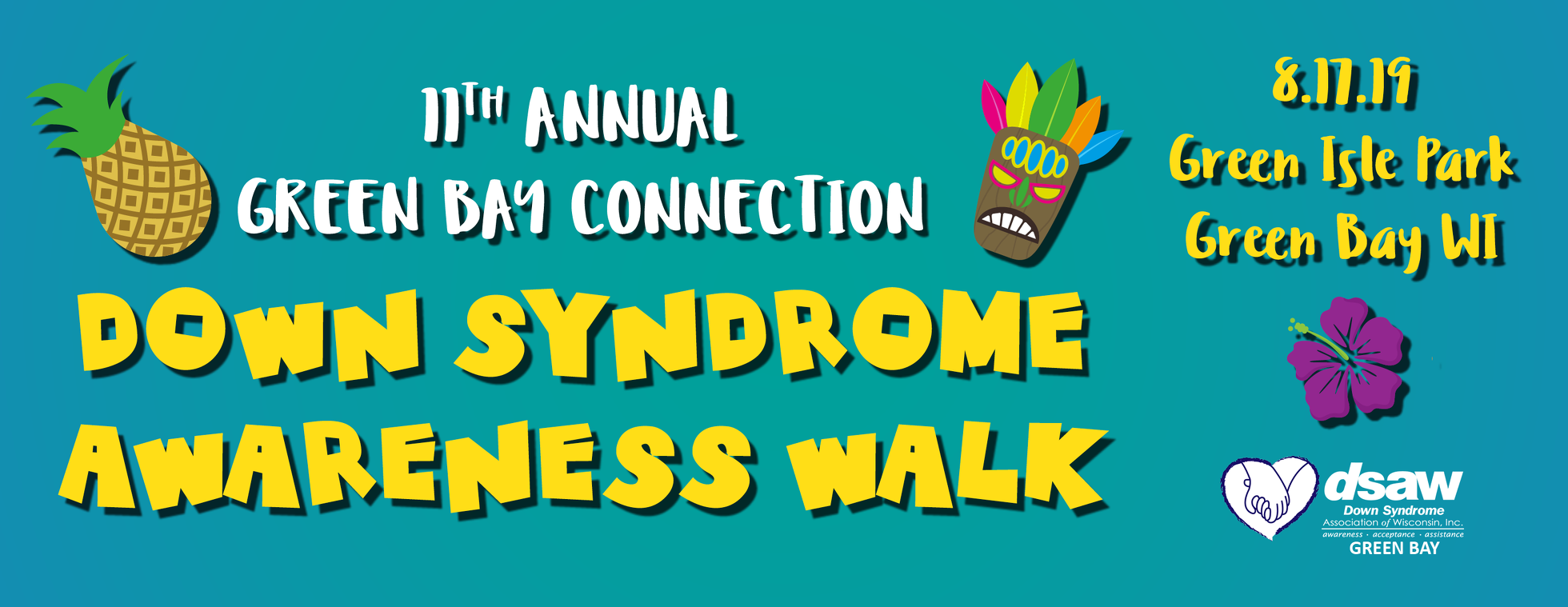 Green Bay Down Syndrome Awareness Walk 2019
